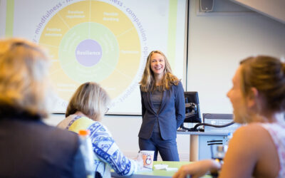 The Skills-based Model of Personal Resilience