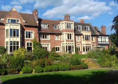 Making Staff Wellbeing Sustainable: Fircroft College of Adult Education